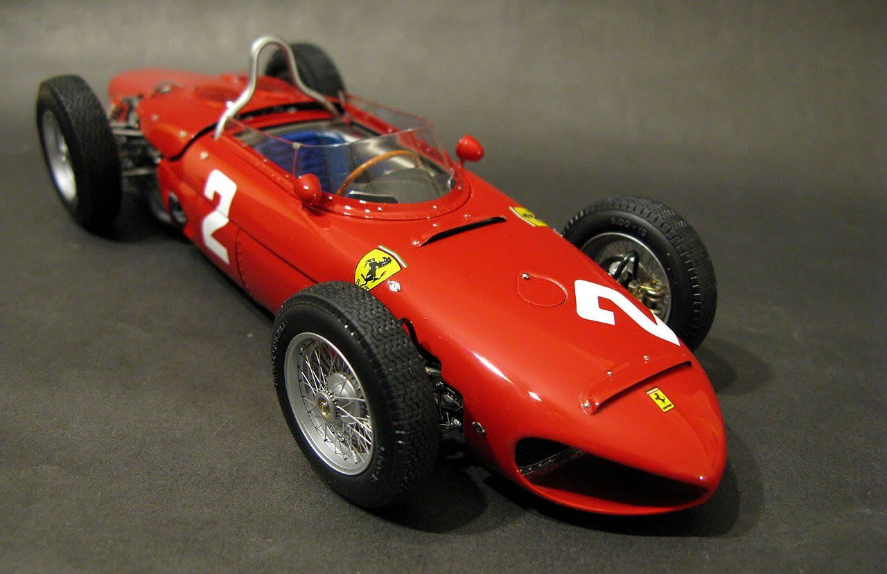 The best model cars of the World - Exoto Ferrari Tipo 156 F1 ...