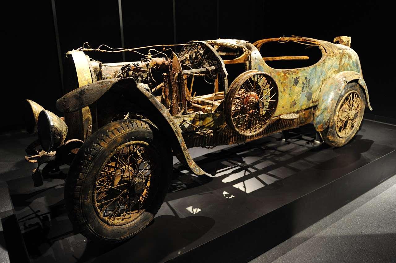 Bugatti Brescia Type 22