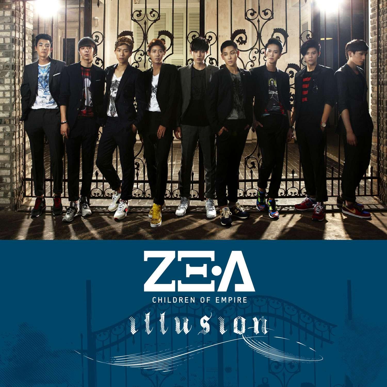 [Mini Album] ZE:A - Illusion (2nd Mini Album) [MP3]