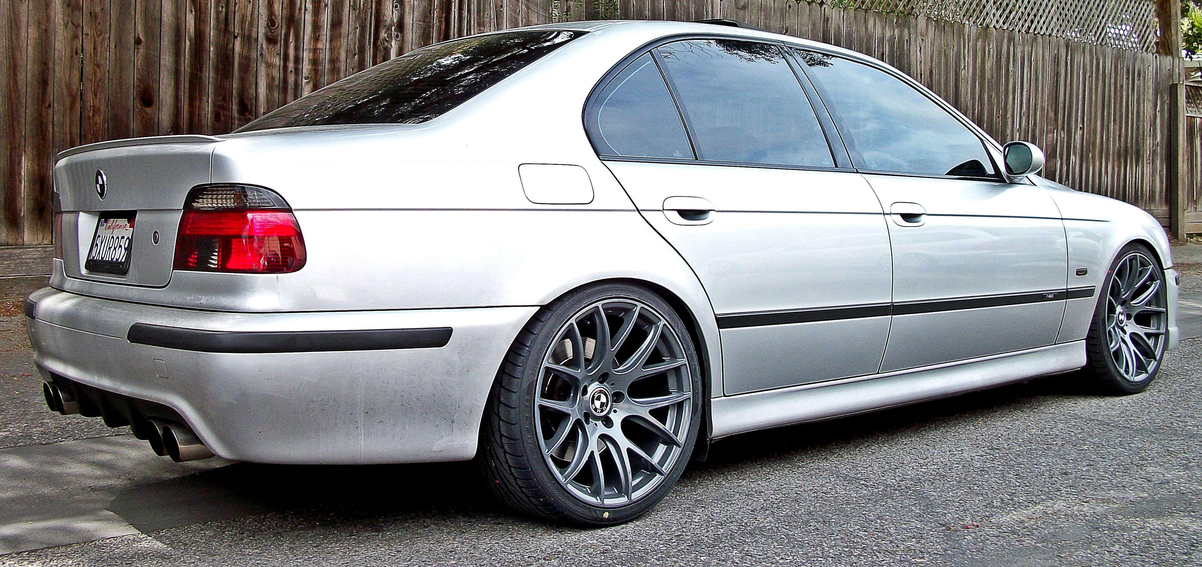 2008 BMW M3 For Sale >> E39 FS: Miro 111 19x9.5 ET20 Square Setup For E39 / M5